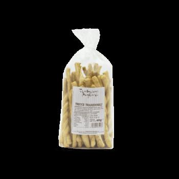 Italijansko slano pecivo - grissini z ekstra deviškim oljčnim oljem
