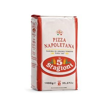 Moka za pico tip 00 - prava pizza napoletana