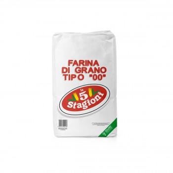 Moka za pico tip 00 W390 - prava pizza napoletana