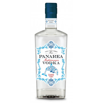 Panarea VODKA- italijanska mediteranska vodka - okusi italije - lorenzo inga