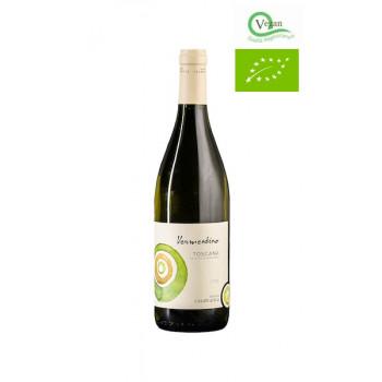 Vermentino di Toscana - bela vina - Casabianca - vegan, bio