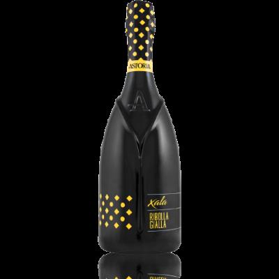 XALA rumena rebula peneče vino 0,75L