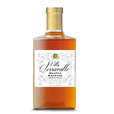 VILLA SERRAVALLE Amarone grappa barrique 0,7L