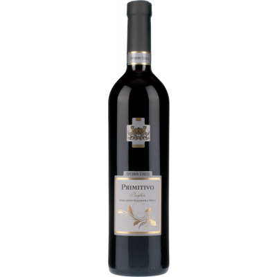 Primitivo di Puglia IGT 0,75L